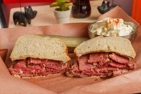The Pastrami Sandwich