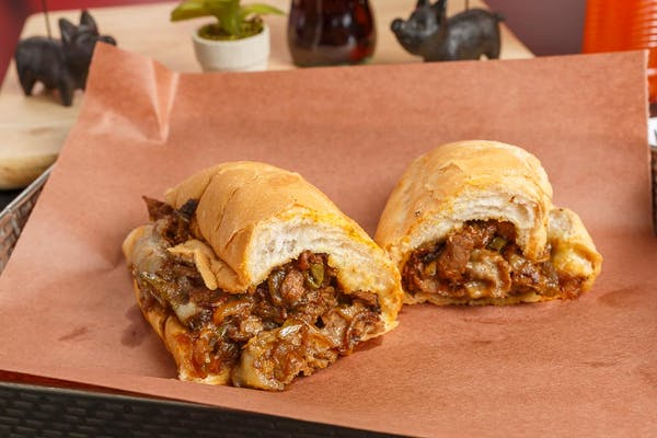 NY Style Corned Beef Sandwich