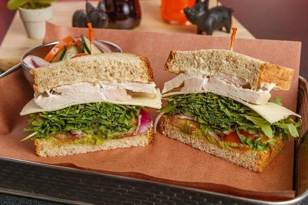 The Turkey Sandwich