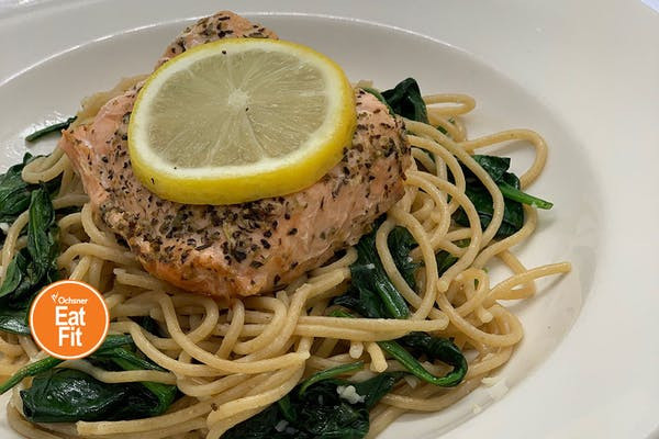 Baked Atlantic Salmon