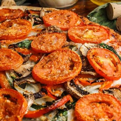 Venetian Veggie Pizza