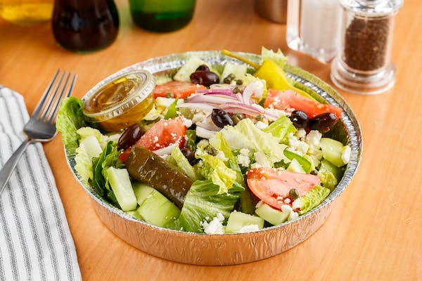 Large Deluxe Greek Salad