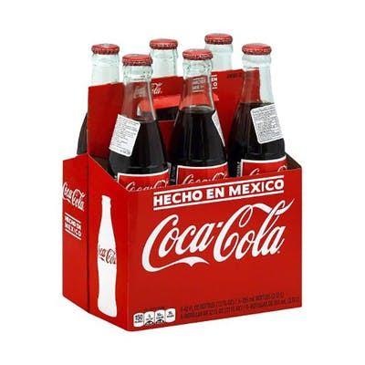Mexican Coca-Cola Bottle