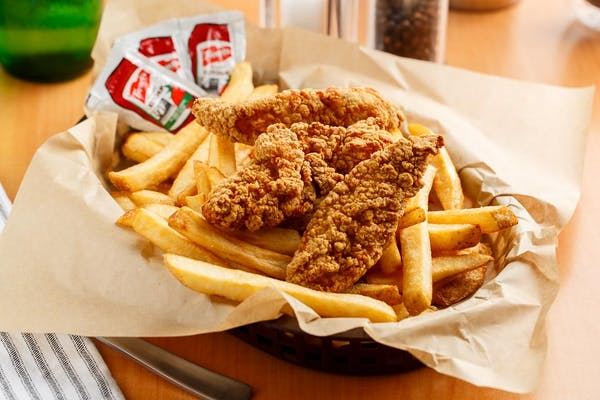 (2) Chicken Tenders and Fries