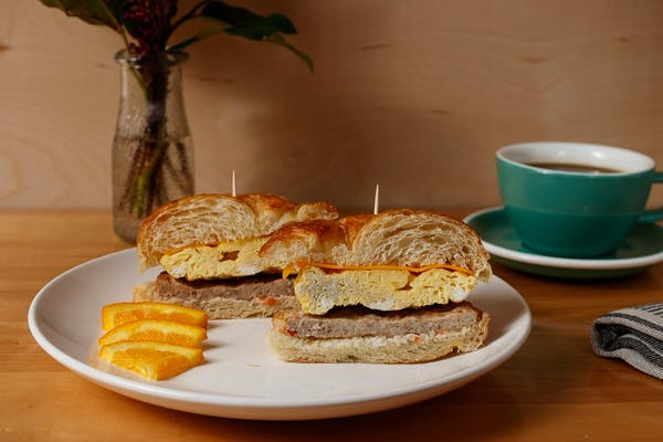 Bagel & Egg Sandwich