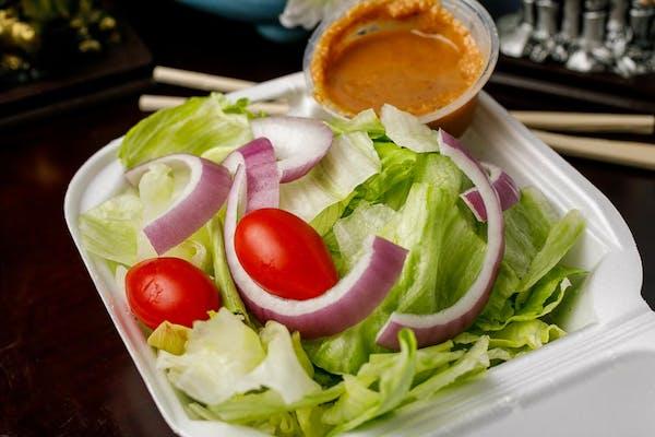 SS-3. Garden Green Salad