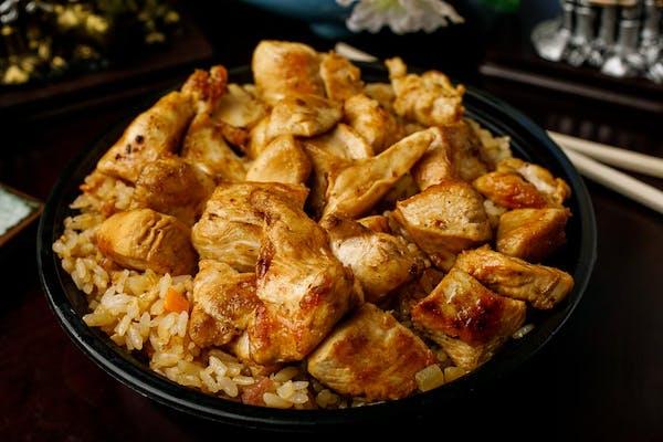 B-4. Hibachi Chicken Bowl
