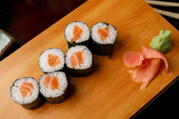 R-8. Salmon Roll