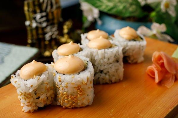 R-12. Spicy Tuna Roll