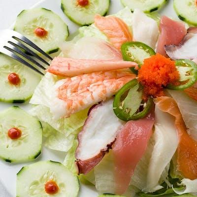Kyoto Seafood Salad