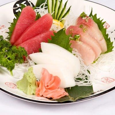 Three Kinds of Sashimi