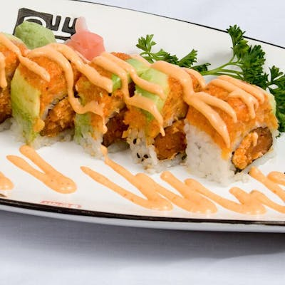Super Spicy Roll