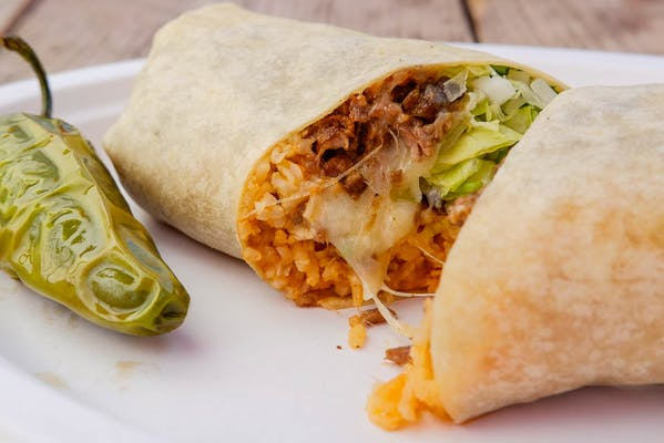 Asada Burrito
