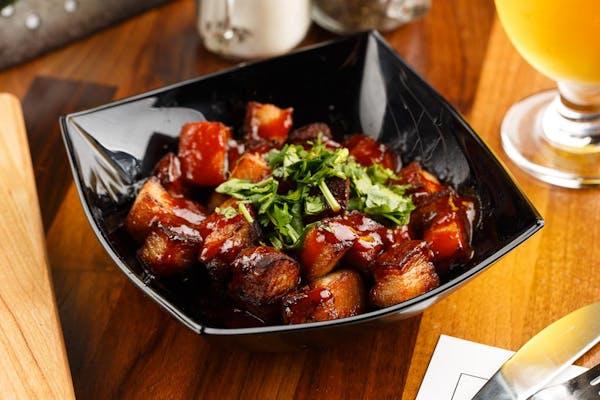 Korean Pork Cracklins