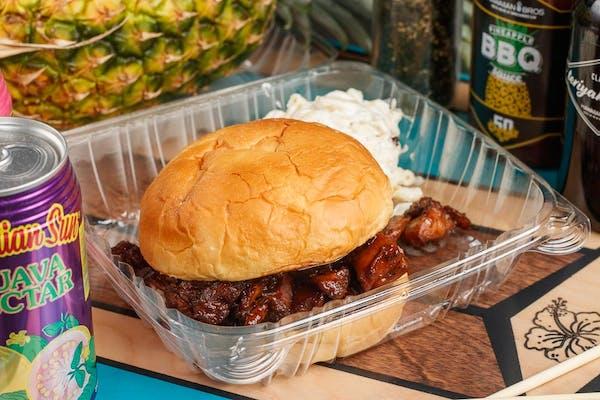 Huli Huli Chicken Sandwich