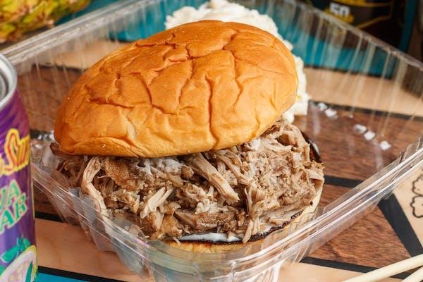 Luau Pig Sandwich