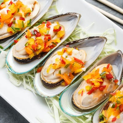 Herbal Mussels