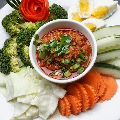 Chiang Mai Veggie Dip