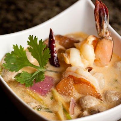 Royal Tom Yum Soup