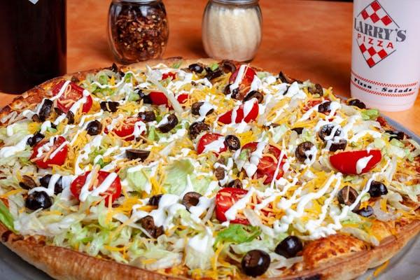 Taco Supreme Pizza