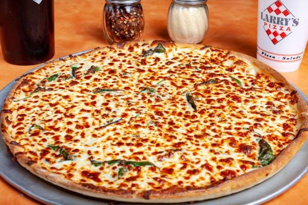 Chicken & Spinach Pizza