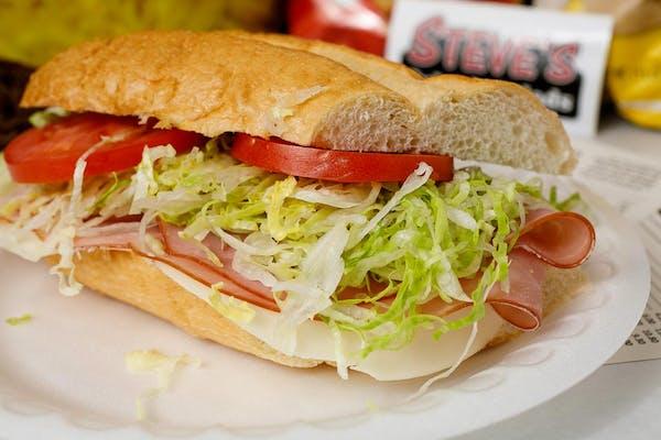Ham & Cheese Sub Sandwich