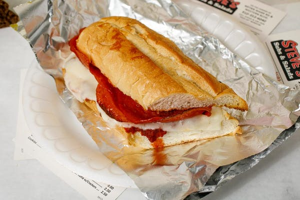 Pizza Sub Sandwich