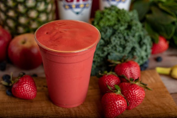 Jab Step Smoothie