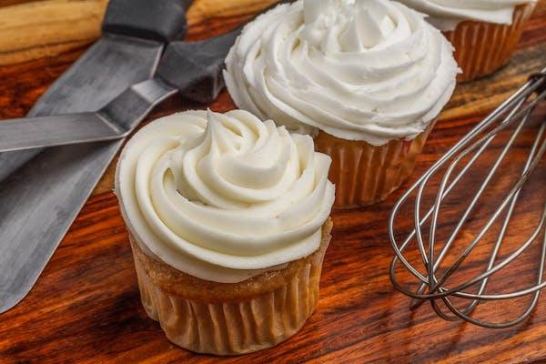Praline Cupcake