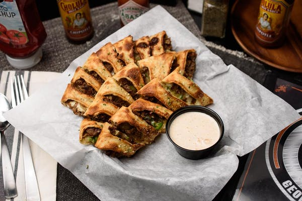 Philly Pizza Roll