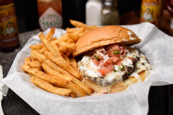 Blanco Burger