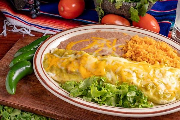 Burrito Bañado