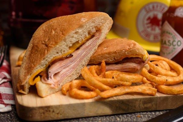 Turkey & Bacon Panini