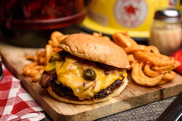 A-1 Chophouse Burger