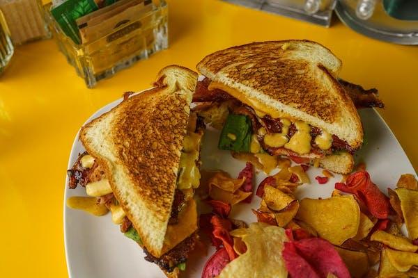 Buzzed BLT Sandwich
