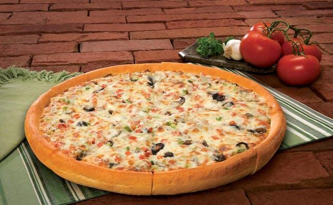 Veggie Pie Pizza