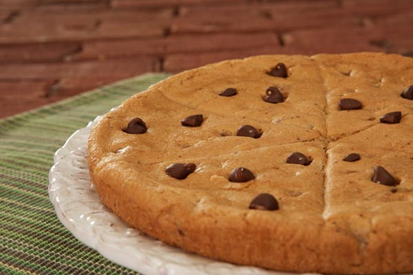Big Chocolate Chip Cookie