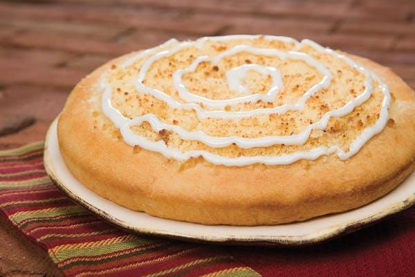 Cinnamon Dessert Pizza
