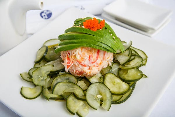 Snow Crab Salad