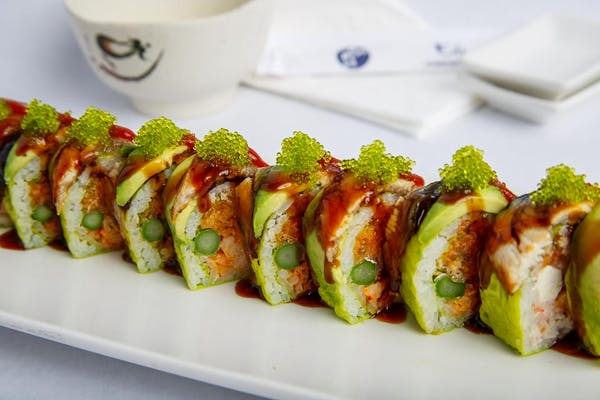 Fat Sumo Roll (Spicy)