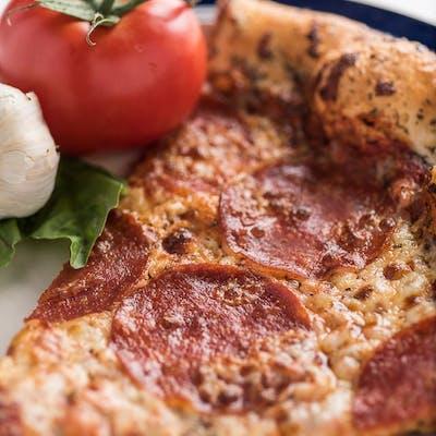 Plain A$$ Pepperoni Pizza