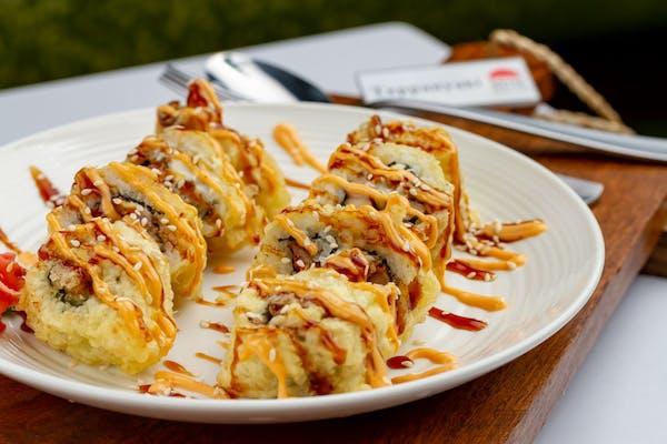 Teppanyaki Roll