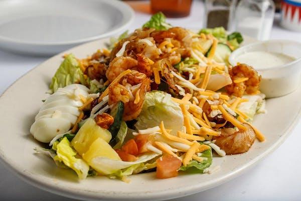 Jamaican Jerk Salad