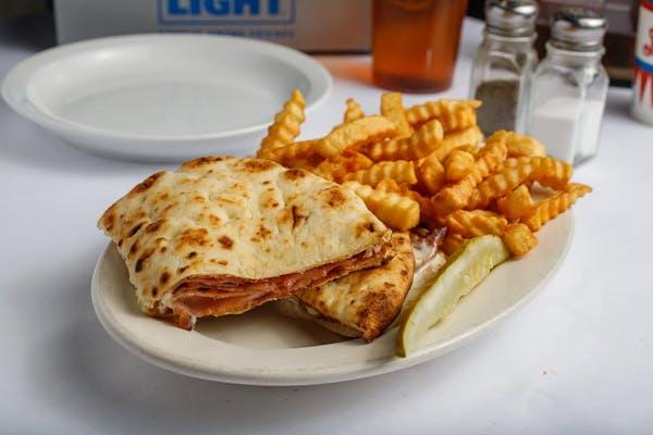 Ham 'N Cheese Melt