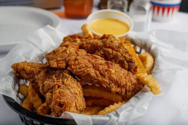 Chicken Tenders Basket