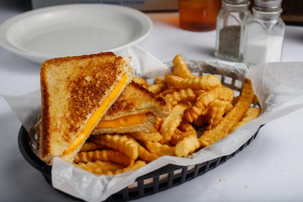 Kid's Grilled Cheese