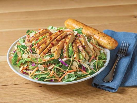 Oriental Grilled Chicken Salad