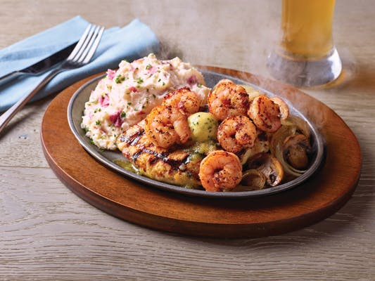 Bourbon Street Chicken & Shrimp