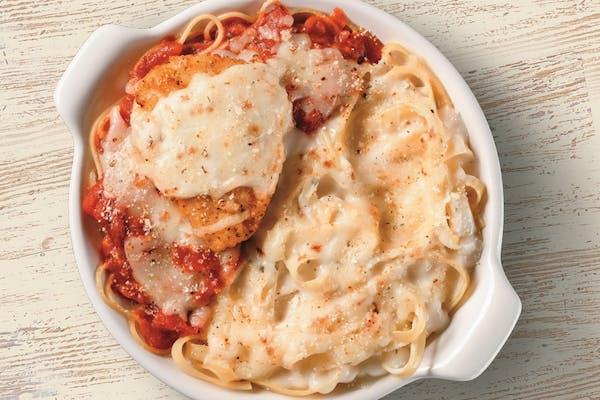 Chicken Parm Pasta Duo