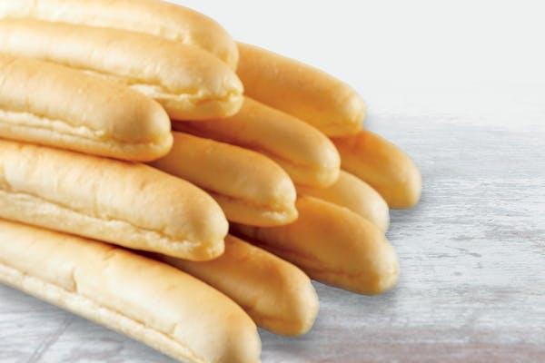 Twelve Extra Breadsticks